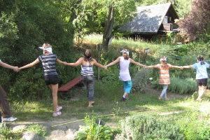 Kindergeburtstag © Haus der Naturpflege e.V.