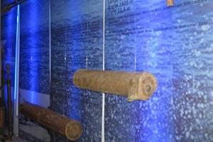 Gradierbau I und Inhalationskammer in Bad Nauheim (c) Adriana