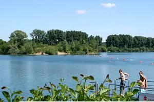 Badesee (c) Gemeinde Heddesheim