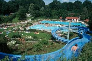 Freibad in Bad Griesbach, copyright: Kurverwaltung Bad Griesbach