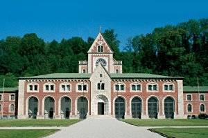 Alte Saline in Bad Reichenhall, copyright:Alte Saline Bad Reichenhall