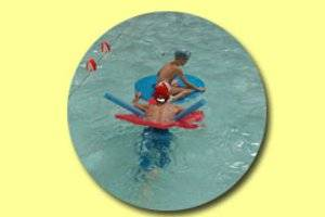 Kindergeburtstag (c) Aquapark Baunatal