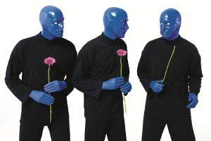 BLUE MAN GROUP BERLIN, © Stage Entertainment