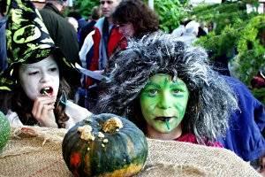 Halloween © I. Haas, Botanischer Garten und Botanisches Museum Berlin-Dahlem