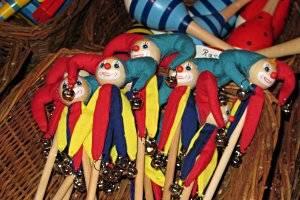 Mittelalterliches Spielzeug, © Antje Griehl
