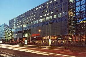 Filmhaus am Potsdamer Platz, Berlin 2001, © Foto: Hans Scherhaufer, Quelle: Deutsche Kinemathek