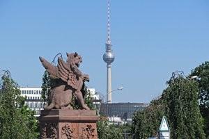 Fernsehturm Berlin, © Antje Griehl