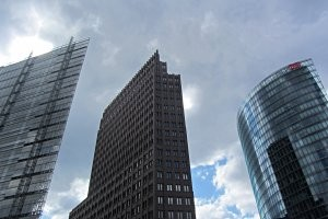 Panoramapunkt Berlin, Foto: © Antje Griehl