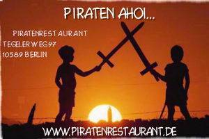 © Piratenrestaurant Berlin