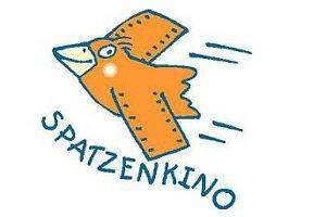 Logo Spatzenkino © JugendKulturService gGmbH