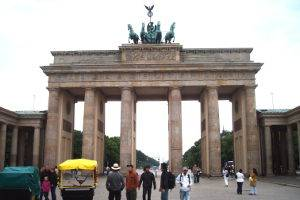 Brandenburger Tor Berlin, © Antje Griehl