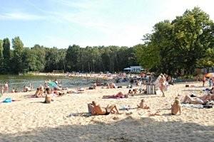 Strandbad Jungfernheide, Foto: © Wake Park Berlin UG