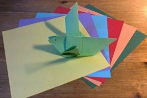 Origami, © Zauberlounge Berlin, Jan Dober