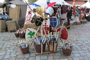 Mittelaltermarkt, © Antje Griehl