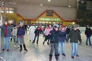 Kindergeburtstag (c) Eissporthalle in Bitburg
