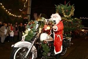 Weihnachtsmannparade Brandenburg, © TV-, Medien- & Showproduktion Ecki Production