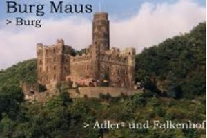 (c) Burg Maus