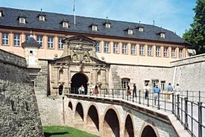 Citadelle Petersberg (c) Erfurter Tourismus GmbH / Barabara Neumann