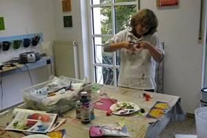 Creativ Atelier in Saarlouis (c) Ideen Räume