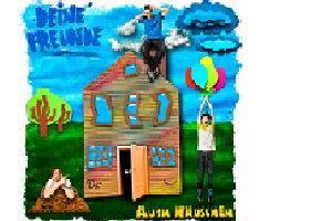 """Albumcover """"Ausm Häuschen"""", © Deine Freunde"""