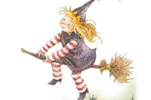 """""""Die kleine Hexe feiert Weihnachten"""" (c) Theater Concept"""
