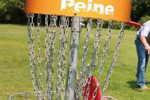 Discgolf (c) Peine Marketing GmbH