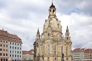 Frauenkirche © Dresden Marketing GmbH / Foto: Susann Städter