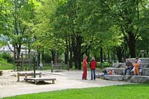 Spielplatz Duisburg, copyright: Diana