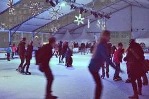 Eisfestival in Kiel (c) Kiel-Marketing e.V.