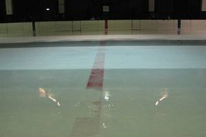 Eisfläche im Eisstadion (c) alex grom