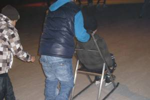Kindergeburtstag auf dem Eis (c) alex grom