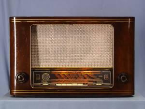 SABA Radio (c) Elektronikmuseum Tettnang