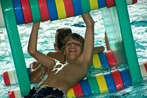 Kindergeburtstag im Freizeitbad  (c) Embricana