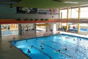 Wasserwelten im Emma-Jäger-Bad (c) Stadt Pforzheim
