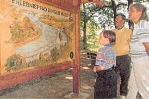 (c) Erlebnispfad Binger Wald