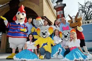 Euromaus und Freunde (c) Europa Park Freizeit- und Familienpark Mack OHG
