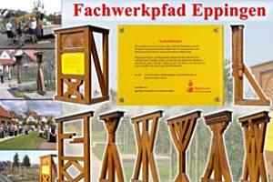 Fachwerklehrpfad in Eppingen (c) Stadt Eppingen