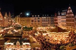 Weihnachtsmarkt Frankfurt (c) Frankfurt Tourismus