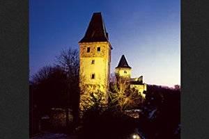 (c) Burg Frankenstein