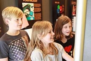 Kindergeburtstag Museum für Kommunikation (c) Museumsstiftung Post und Telekommunikation