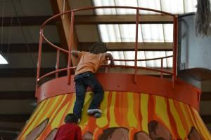 Kinder auf dem Riesenvulkan (c) alex grom