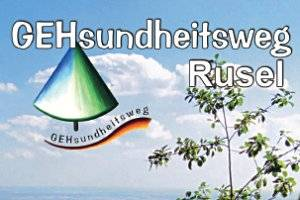 Gehsundheitsweg Rusel, copyright: Tourismus Deggendorfer Land