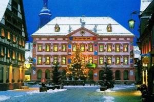 Gengenbacher Adventsmarkt (c) Stadt Gengenbach