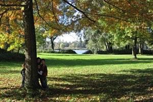 Hofwiesenpark in Gera, (c) Adriana