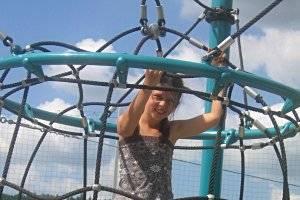 Abenteuerspielplatz Hofwiesenpark in Gera (c) Adriana