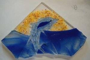 (c) Glasatelier Elgin Design Glas Stadl