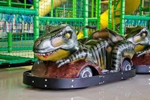 (c) Gondis Dinowelt