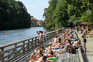 Hainbadestelle (c) Stadtwerke Bamberg