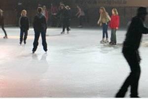 Eislaufen (c) HAINS-Freizeitzentrum in Tharandt/Freital