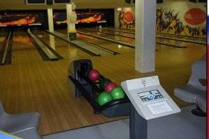 (c) American Bar & Bowling Halle